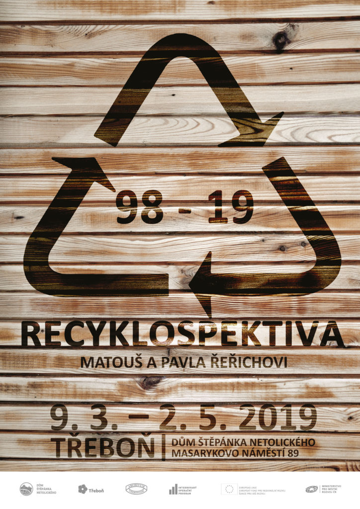 recyklospektiva třeboň výstava